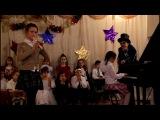 3 ЧАСТЬ ПОСВЯЩЕНИЕ в первоклассники концерт в детской школе исскуств Котовск 25 12 12 HD